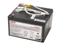 APC Replacement Battery Cartridge #109 - UPS-batteri - 1 x blysyre - koksgrå ...