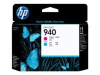 HP 940 - Cyan, magenta - skriverhode - for Officejet Pro 8000, 8500, 8500 A90...