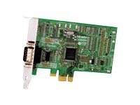 Brainboxes PX-235 - Seriell adapter - PCIe lav profil - RS-232