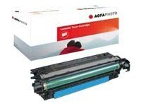 AgfaPhoto - cyan - compatible - tonerpatron (alternativ for: HP CE251A, HP 50...