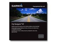 Garmin City Navigator Europe NT Turkey - Kart