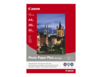 Canon Photo Paper Plus SG-201 - Halvblank sateng - 260 mikroner - 100 x 150 m...