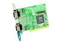 Brainboxes UC-257 - Seriell adapter - PCI - RS-232 x 2