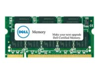 Dell - DDR3L - module - 8 GB - SO DIMM 204-pin - 1600 MHz / PC3-12800 - ikke-...