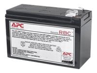 APC Replacement Battery Cartridge #114 - UPS-batteri - 60 VA - 1 x blysyre - ...