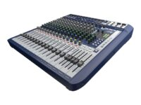 Soundcraft Signature 16 - Analogmikser med Lexicon FX - 16-kanalers