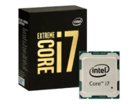 Intel Core i7 Extreme Edition 6950X / 3 GHz prosessor