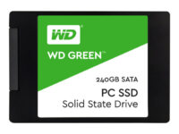 "WD Green PC SSD WDS240G1G0A - Solid State Drive - 240 GB - intern - 2.5"" - SA..."