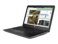 "HP ZBook 15 G4 Mobile Workstation - 15.6"" - Core i7 7700HQ - 8 GB RAM - 256 G..."
