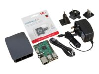 Raspberry Pi 3 Official Starter Kit - DIY-sett - Broadcom BCM2837 1.2 GHz - R...