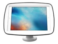 "Compulocks HyperSpace Rise iPad 9.7"" Counter Top Kiosk 4"" White - stativ"