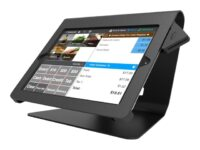 "Compulocks Nollie - iPad 12.9"" POS Counter Top Kiosk - Black - stativ"