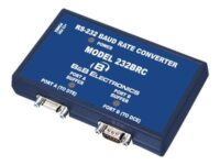 B&B 232BRC Baud Rate Converter - Seriell adapter - RS-232 - RS-232 x 1