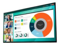 "HP LD5512 Conferencing Display - 55"" Klasse (55"" synlig) LED-skjerm - digital..."
