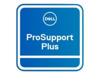 Dell Upgrade from 1Y Collect & Return to 3Y ProSupport Plus - Utvidet service...