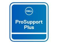 Dell Upgrade from 1Y Collect & Return to 4Y ProSupport Plus - Utvidet service...