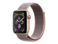Apple Watch Series 4 (GPS) - 40 mm - gullaluminium - smartklokke med sportssl...