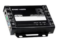 ATEN VanCryst VE2812R HDMI HDBaseT with Audio De-Embedding - Receiver - video...
