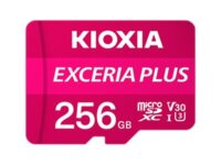 KIOXIA EXCERIA PLUS - Flashminnekort - 128 GB - A1 / Video Class V30 / UHS-I ...