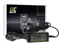 Green Cell PRO - Strømadapter - AC - 45 watt - svart