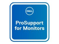 Dell Upgrade from 3Y Basic Advanced Exchange to 5Y ProSupport for monitors - ...