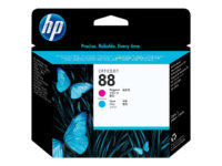 HP 88 - Cyan, magenta - skriverhode - for Officejet Pro K5400, K550, K8600, L...