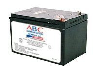 APC Replacement Battery Cartridge #4 - UPS-batteri - 1 x blysyre - svart - fo...